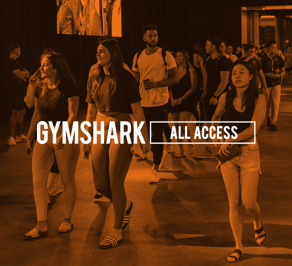 #LiftAmsterdam | Gymshark: All Access