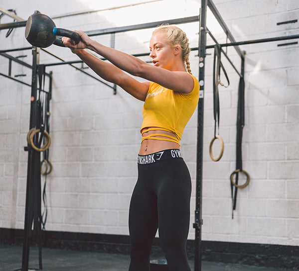 One-Kit Wonder | Kettlebell Lower Body workout