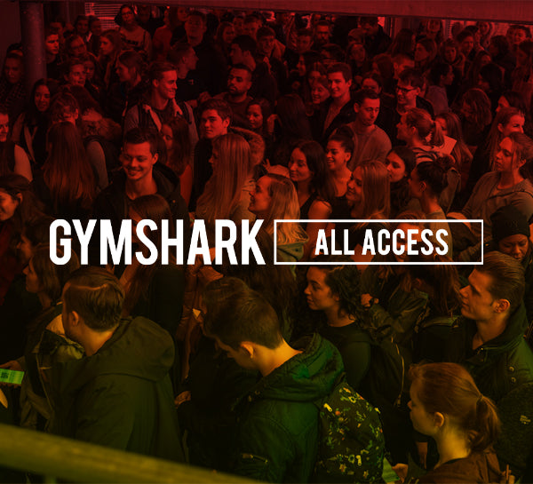 #LiftFrankfurt | Gymshark: All Access