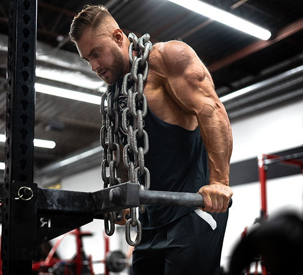 Training With Chris Bumstead and Zac Perna