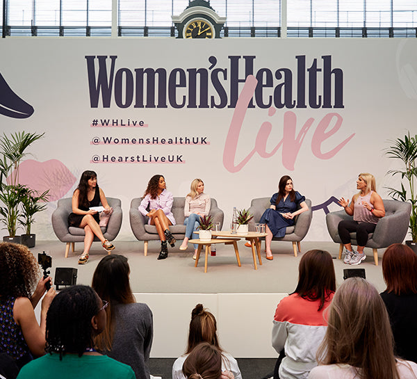 Gymshark Central look back on Women's Health Live