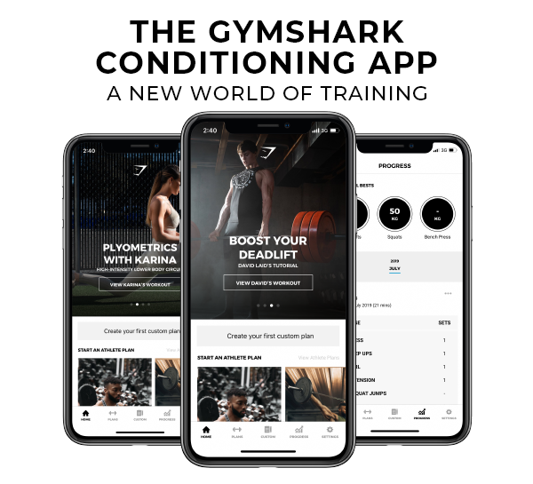 The Gymshark Conditioning App: A New World Of Training