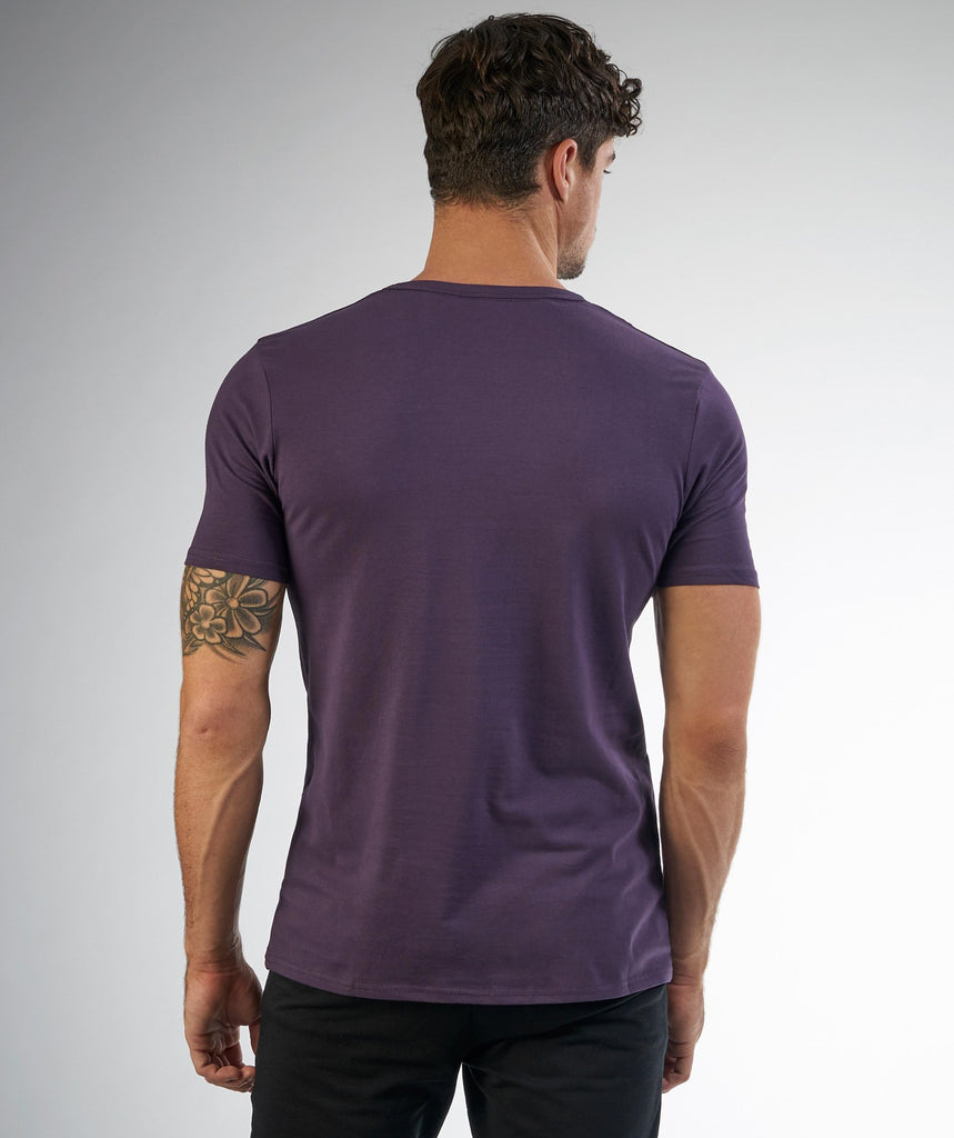 Gymshark Fitness T-Shirt - Nightshade Purple 2