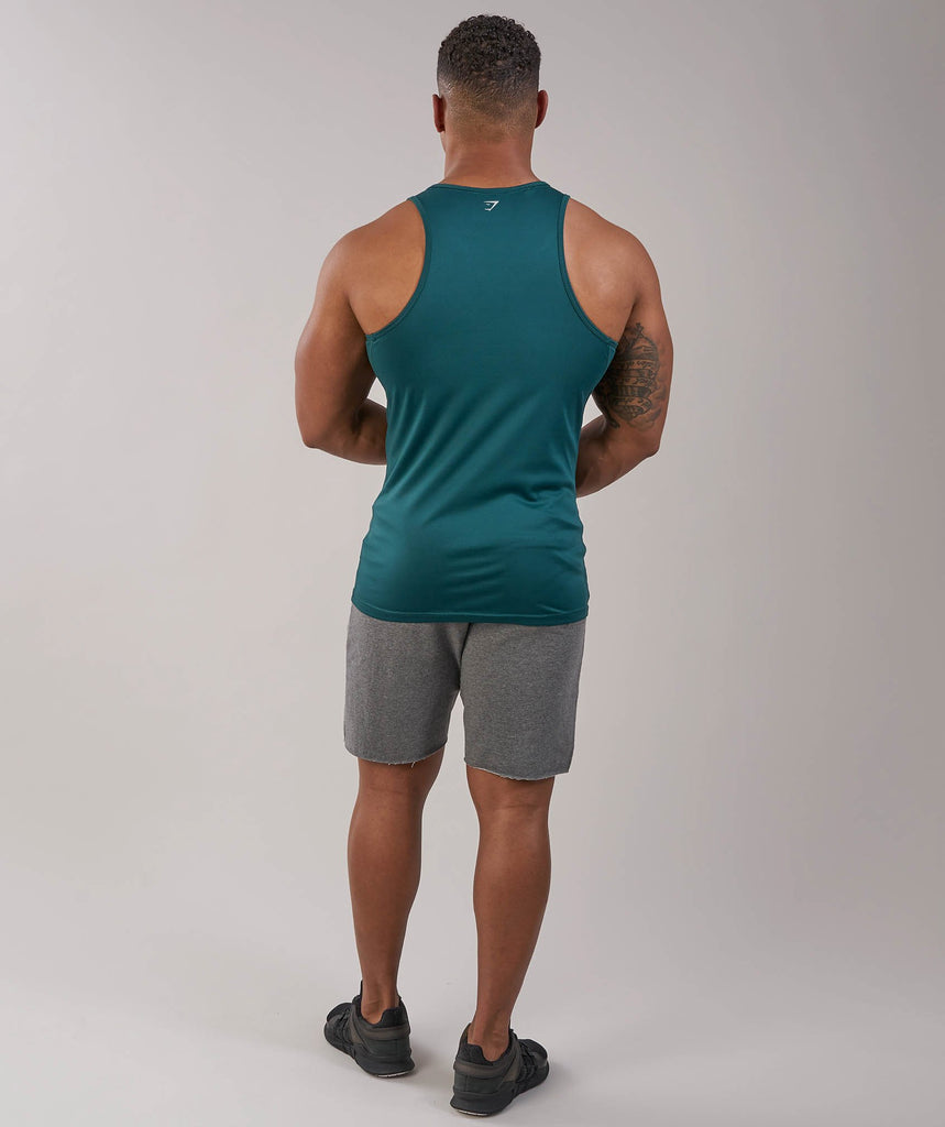 Gymshark Ability Tank - Forest Green 2