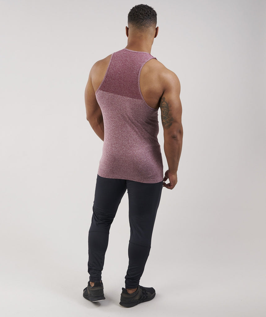 Gymshark Phantom Seamless Tank - Port Marl 2