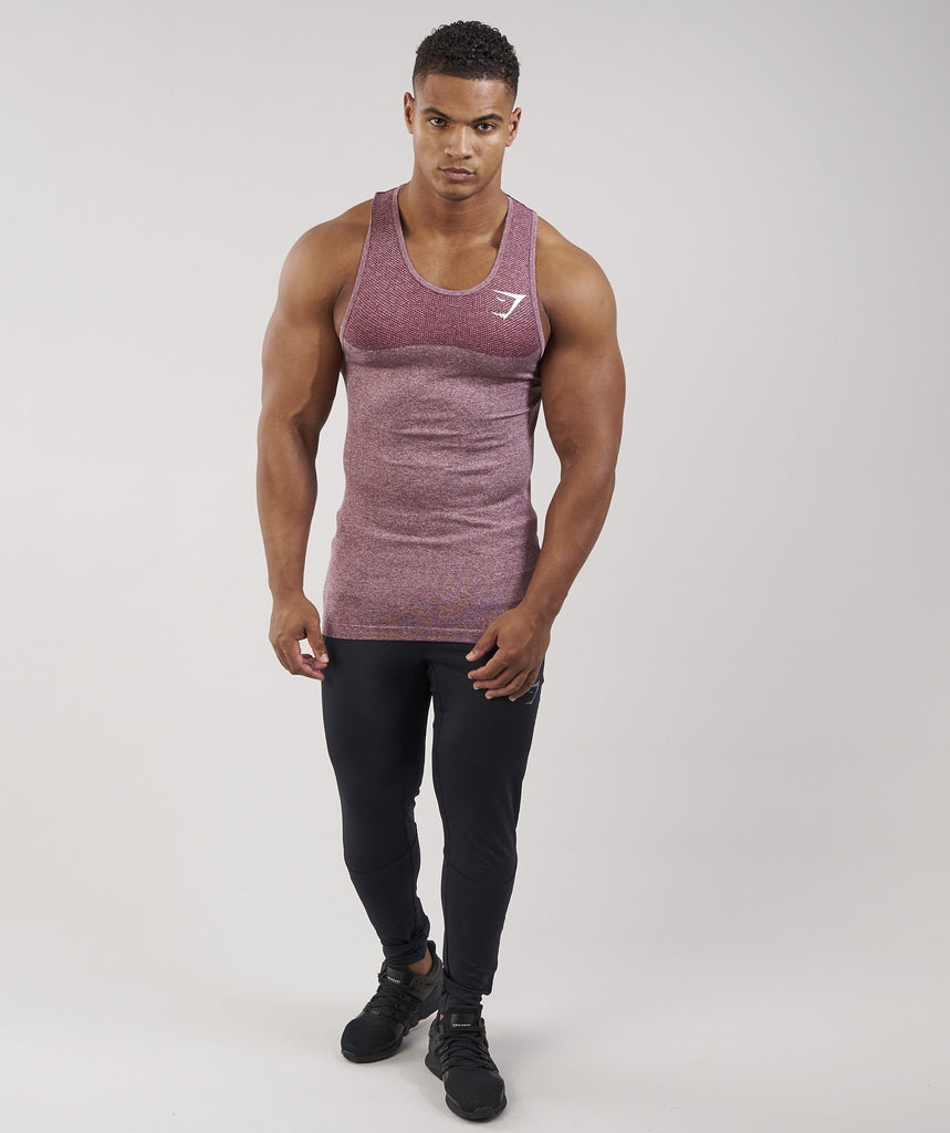 Gymshark Phantom Seamless Tank - Port Marl 1