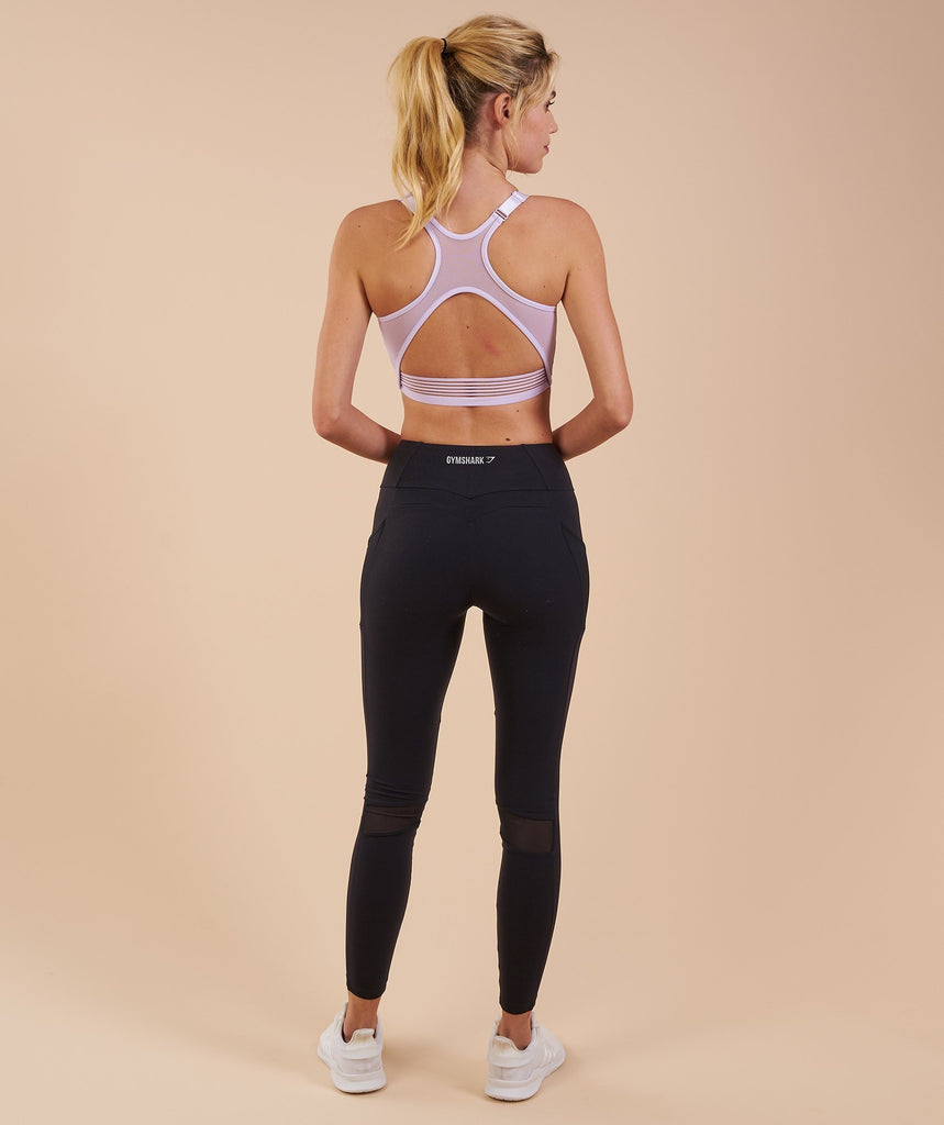 Sleek Aspire Leggings - Black 2