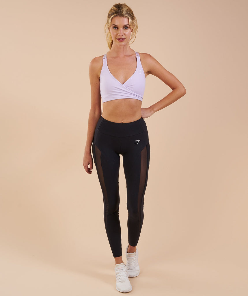 Sleek Aspire Leggings - Black 1