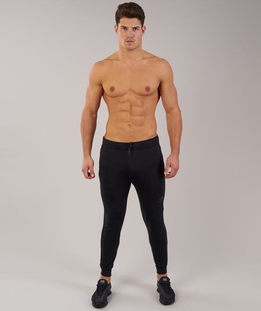 Gymshark Enlighten Bottoms - Black 1