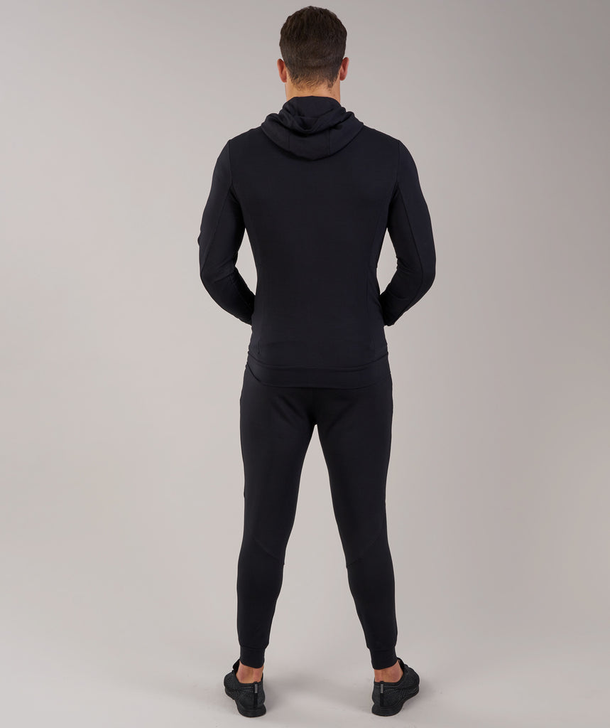 Gymshark Enlighten Zip Hoodie  - Black