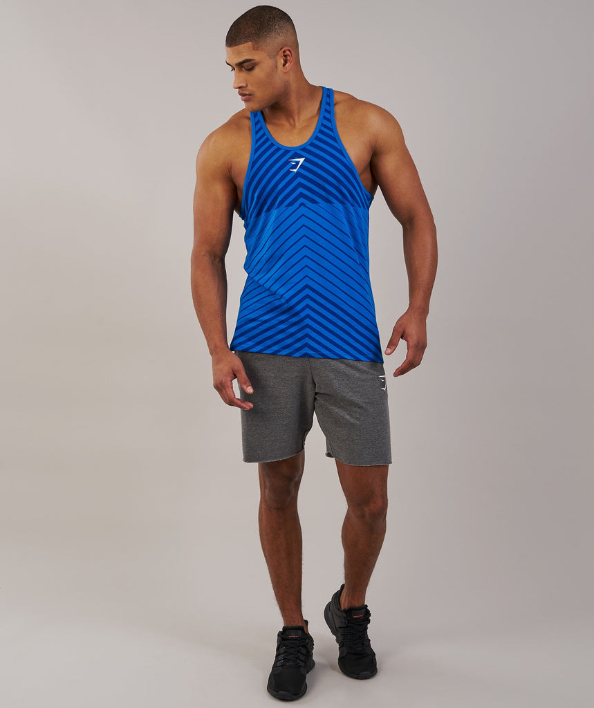 Gymshark Freestyle ION Stringer - Dive Blue 1