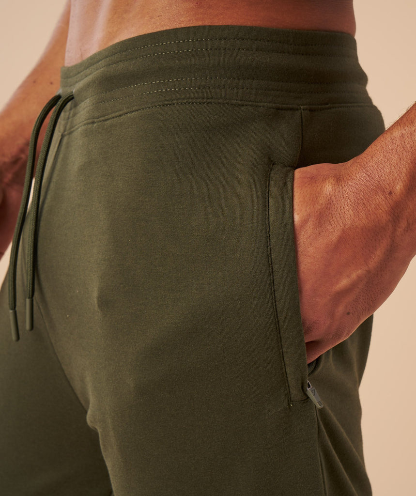 Gymshark Eaze Bottoms - Alpine Green 6