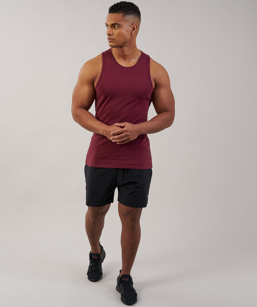 Gymshark Brushed Cotton Tank - Port 2