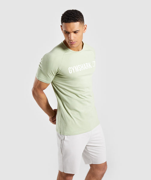 Gymshark Apollo T-Shirt - Green 2