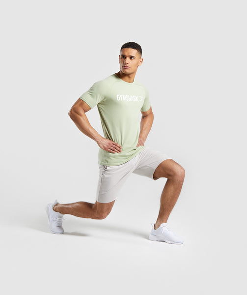 Gymshark Apollo T-Shirt - Green 3