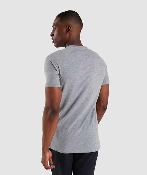 Gymshark Apollo T-Shirt - Grey 1