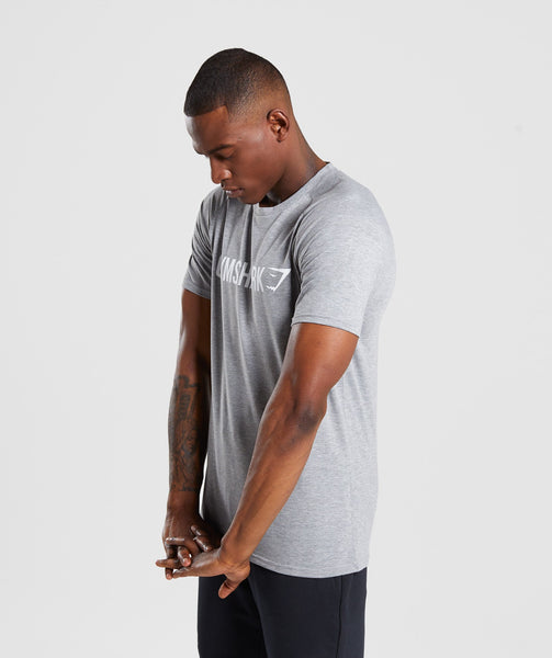Gymshark Apollo T-Shirt - Grey 2