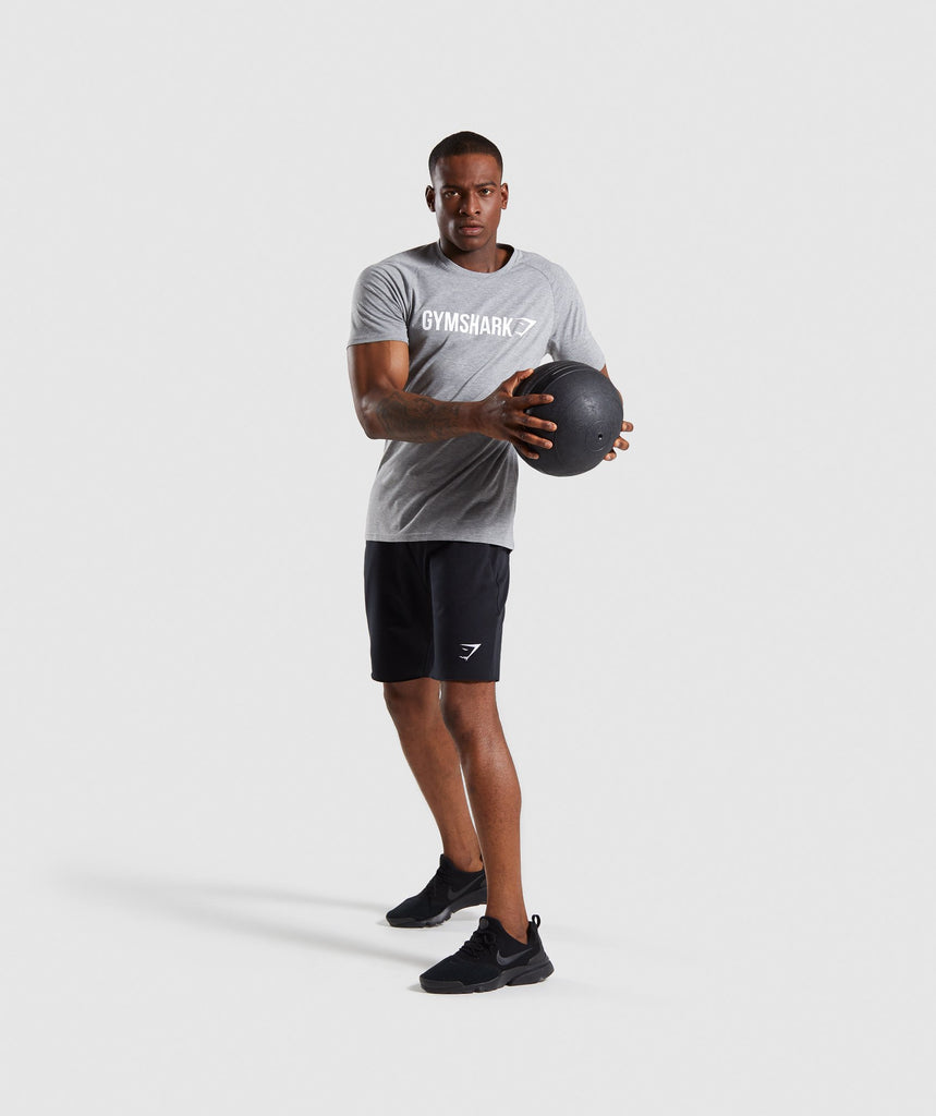 Gymshark Apollo T-Shirt - Grey 6