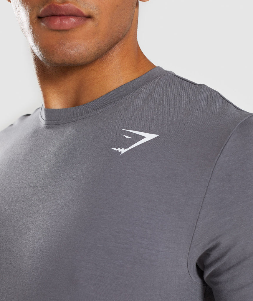 Gymshark Ark T-Shirt - Smokey Grey 6