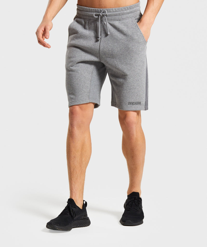 Gymshark Compound Shorts - Grey 1
