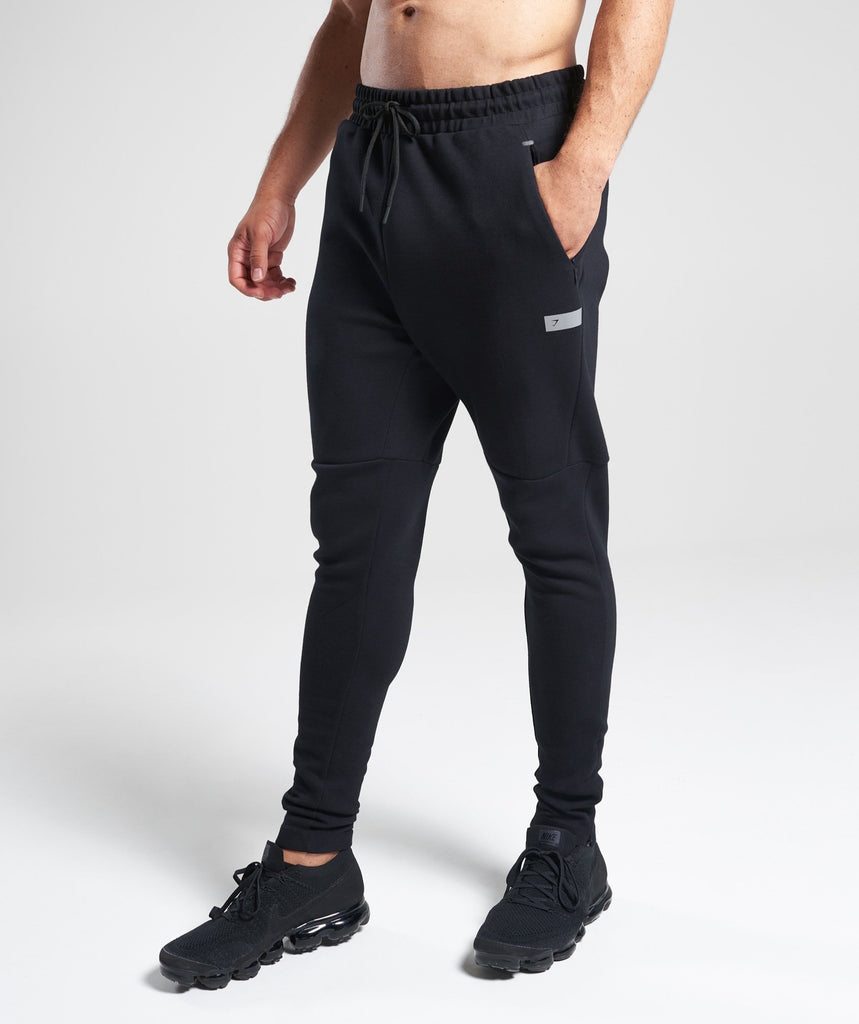Gymshark Construction Bottoms - Black 1