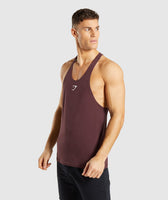 Gymshark Critical Stringer - Red 7