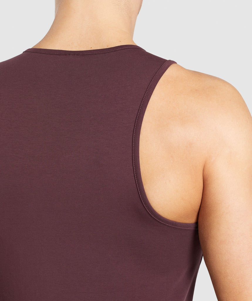 Gymshark Critical Tank - Red 5