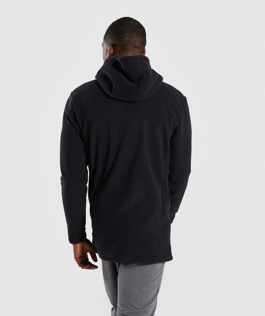 Gymshark Degree Pullover - Black 2
