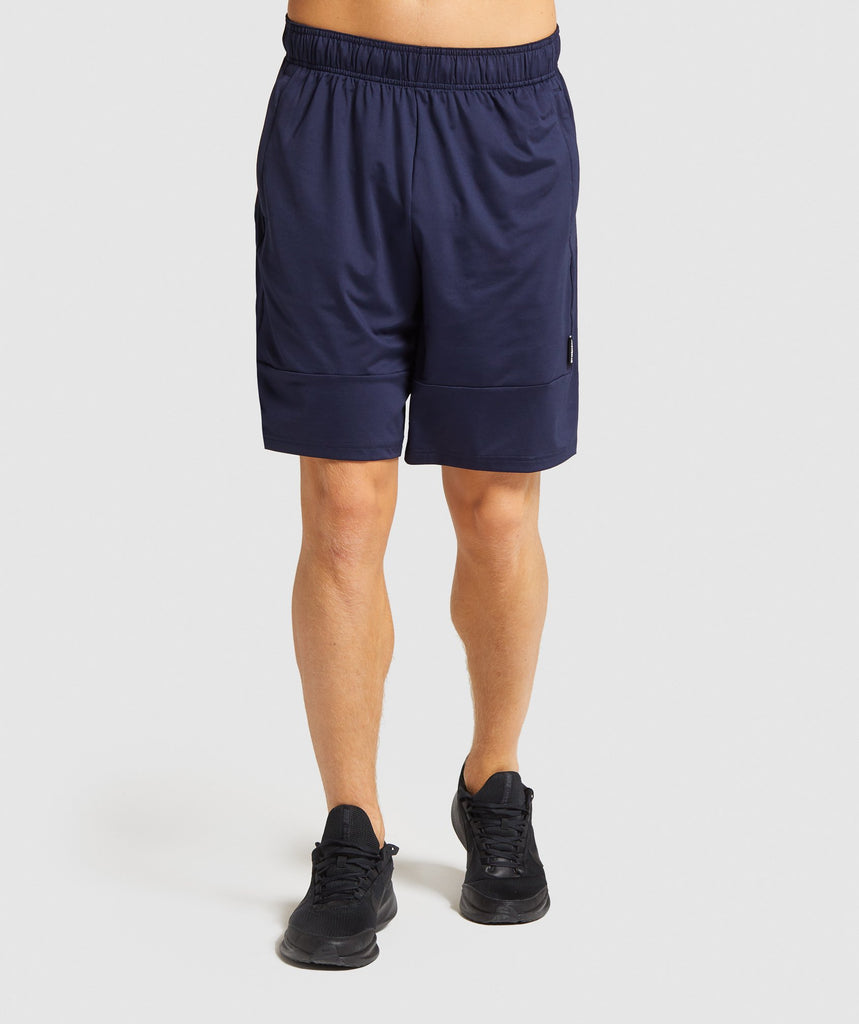 Gymshark Element Shorts - Dark Blue 1