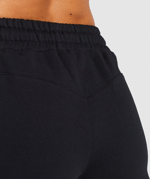 Gymshark Ease Shorts - Black 4