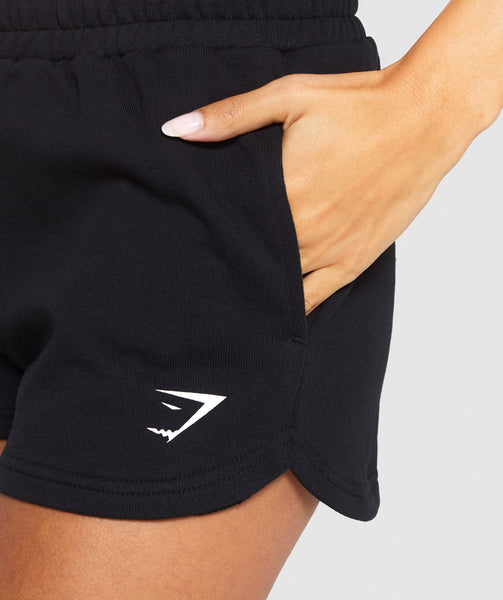 Gymshark Ease Shorts - Black 3