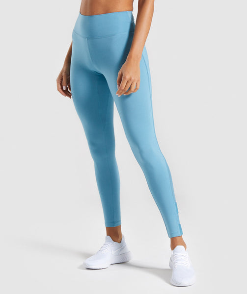 Gymshark Empower Leggings - Teal 4