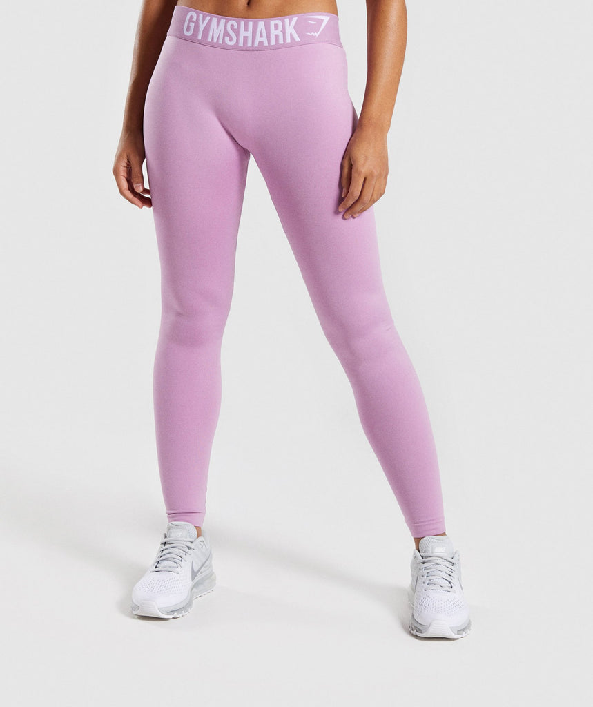Gymshark Fit Leggings - Pink 1
