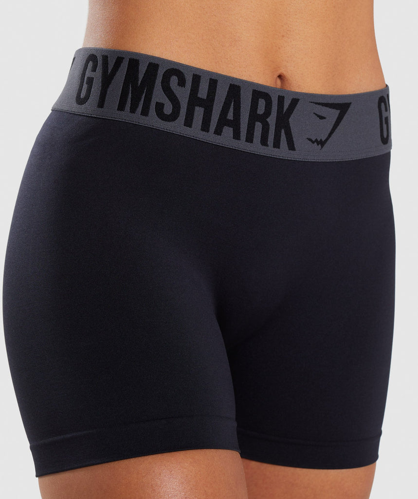 Gymshark Fit Shorts - Black 5