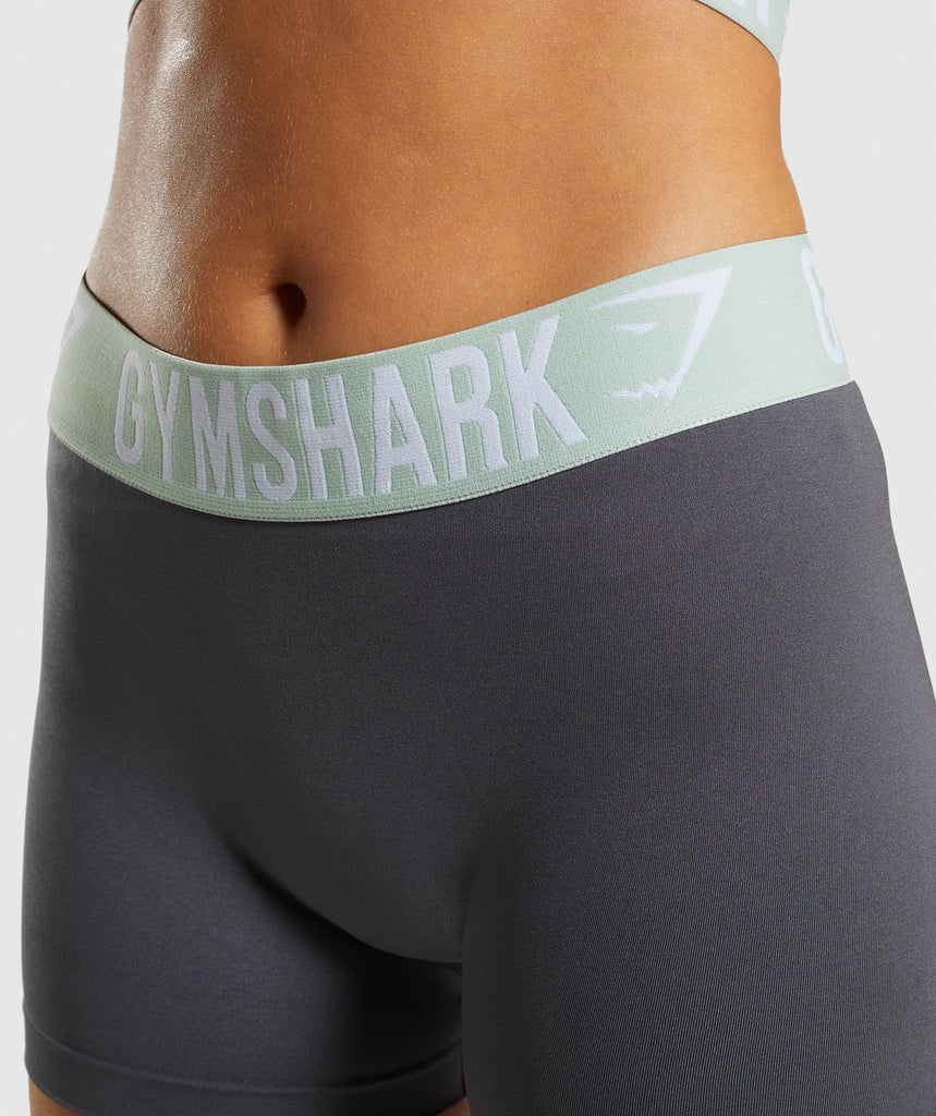 Gymshark Fit Shorts - Grey 5