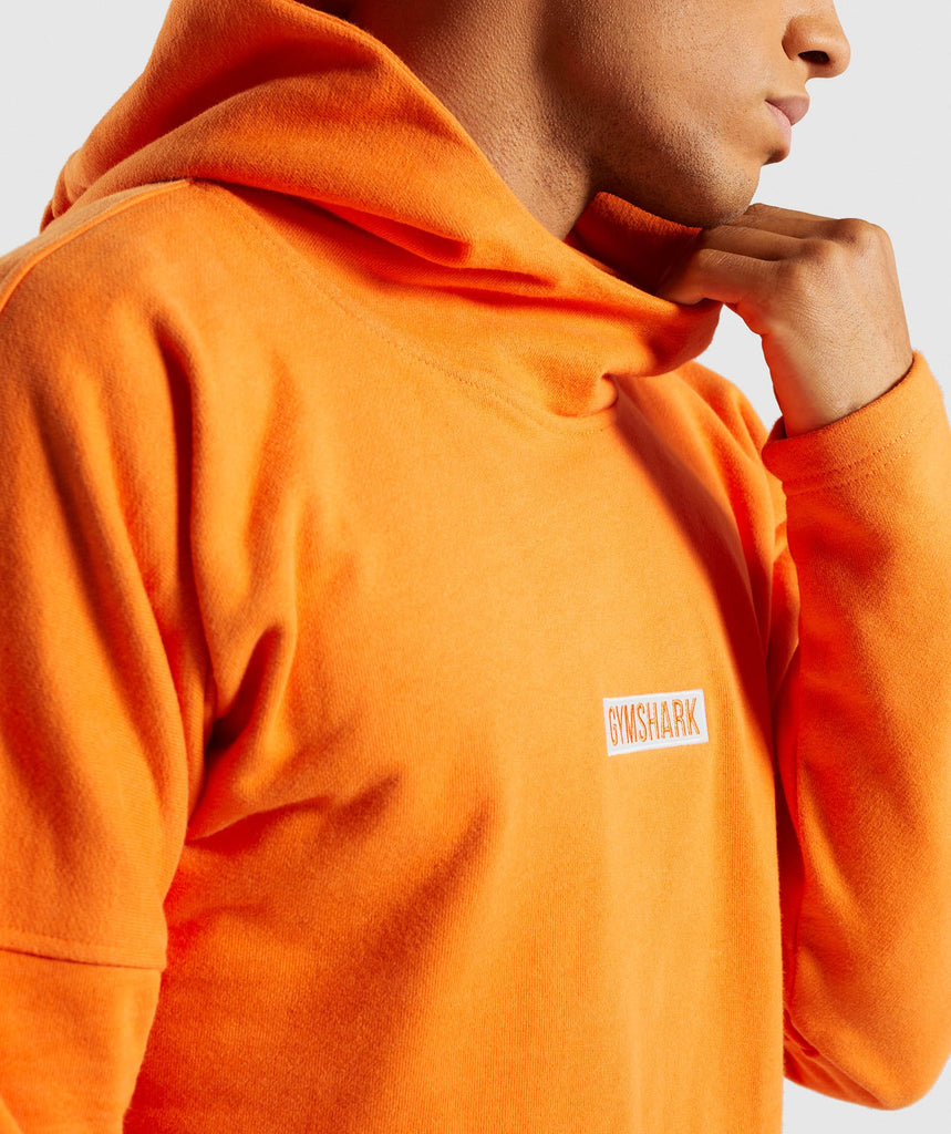 Gymshark Fresh Pullover - Sunset Orange 5