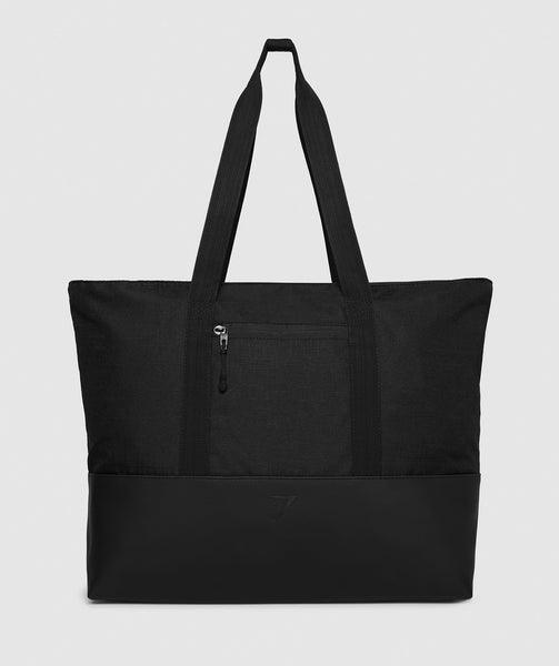 Gymshark Tote Bag - Black 4