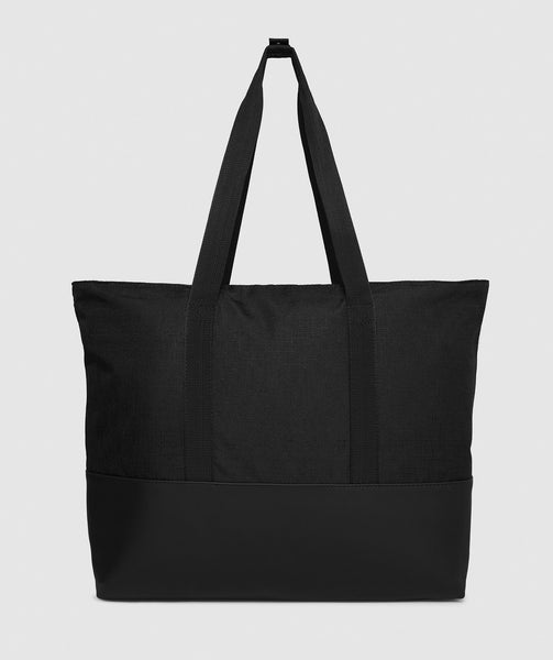 Gymshark Tote Bag - Black 2