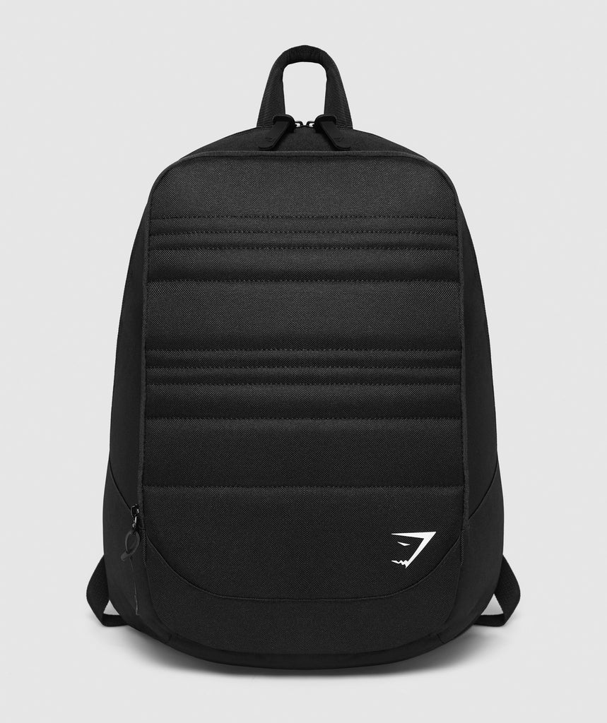 731efe6d511b Gymshark GS Backpack - Black 1 ...