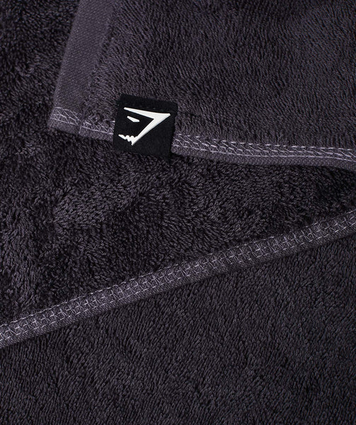 Gymshark Sweat Towel - Charcoal 3