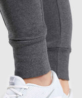 Gymshark High Waisted Joggers - Charcoal Marl 11