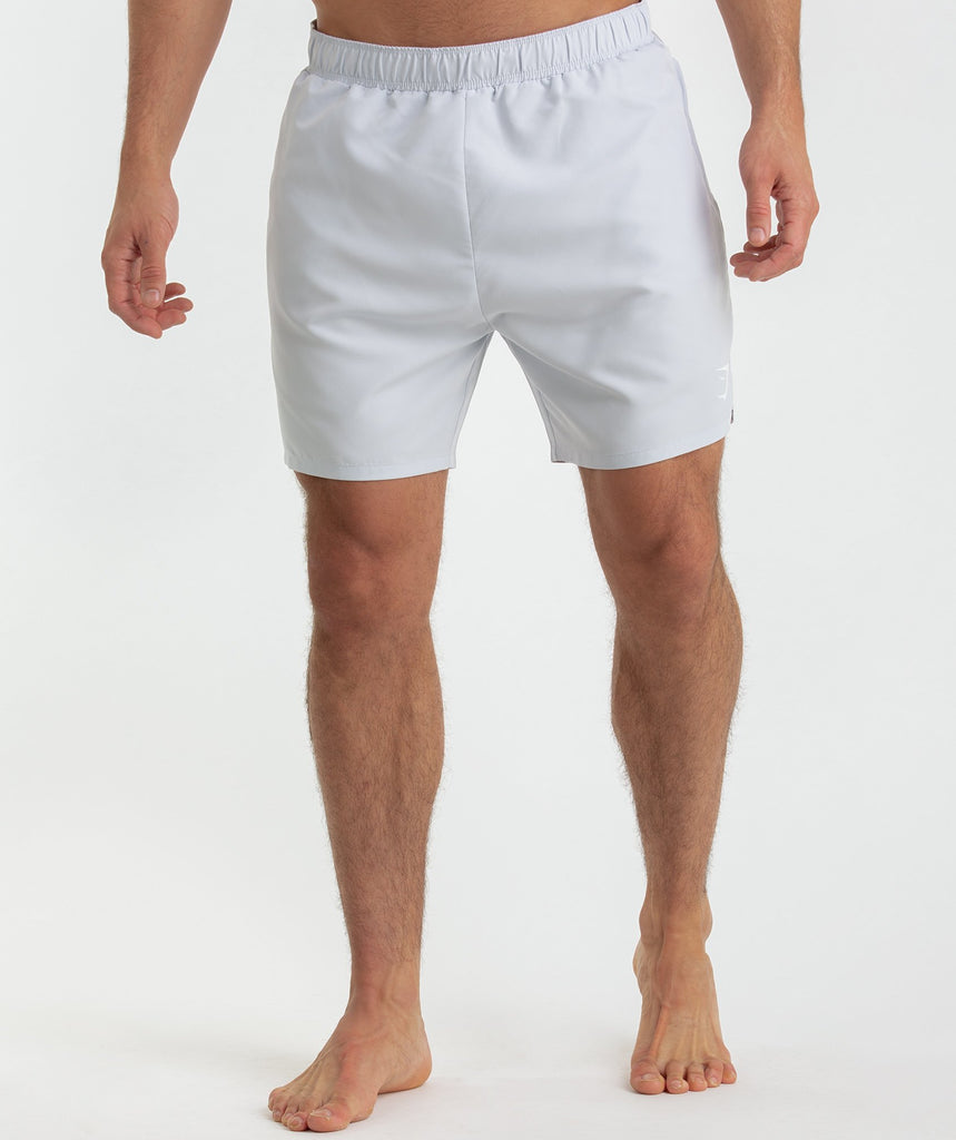 Gymshark Atlantic Swim Shorts - Clear Water 1