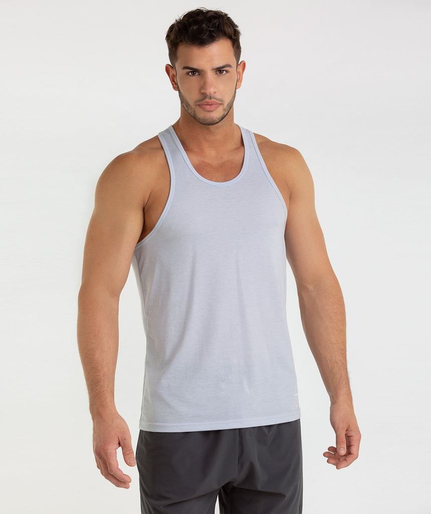 Gymshark Aerate Stringer - Clear Water 1