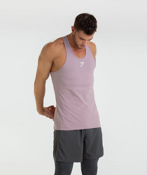 Gymshark Ion Stringer - Purple Chalk 2