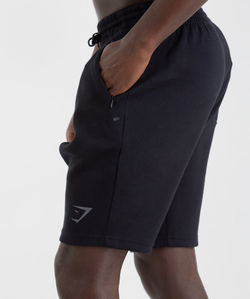 Gymshark Ozone Shorts - Black 1