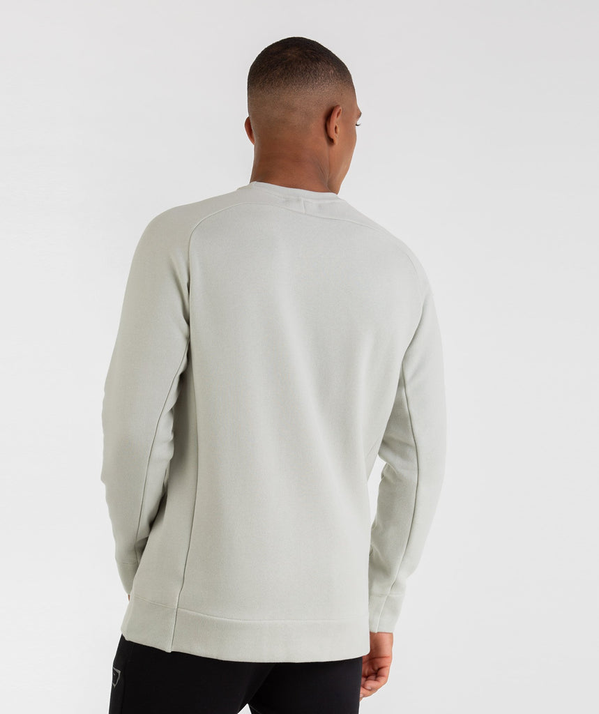 Gymshark Oversized Sweater - Pastel Green 1