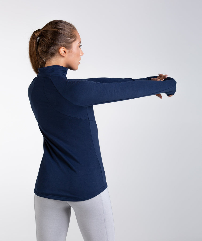 Gymshark Fit Pullover - Sapphire Blue 2