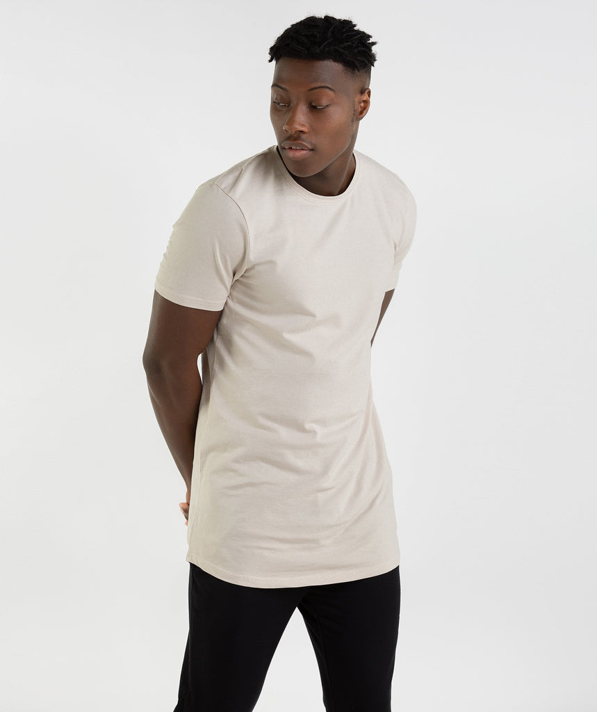 Gymshark Living T-Shirt - Washed Beige 4