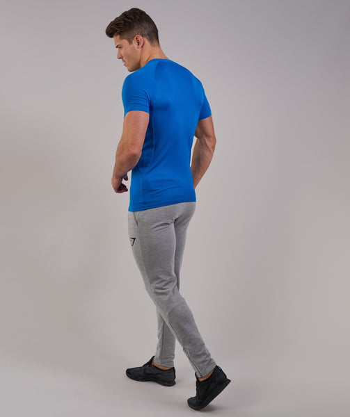 Gymshark Form T-Shirt - Dive Blue 3
