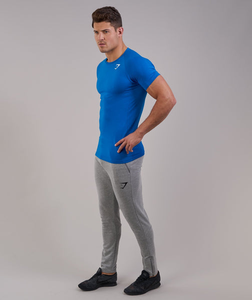 Gymshark Form T-Shirt - Dive Blue 2